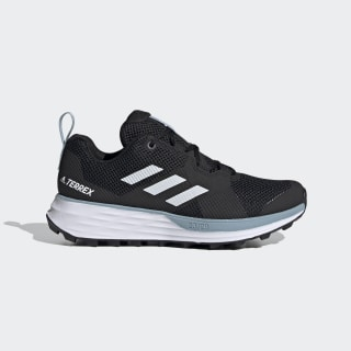 Chaussure de trail running Terrex Two Core Black / Cloud White / Ash Grey EH1843