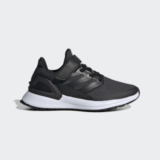 Zapatillas RapidaRun Core Black / Carbon / Cloud White EE7076