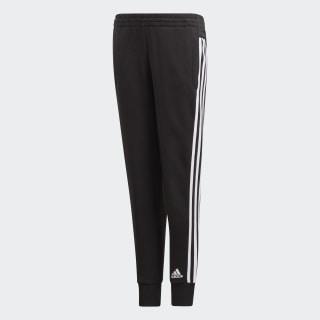 Pantaloni Must Haves 3-Stripes Black / White DV0318