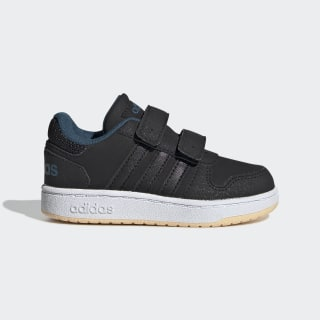 Hoops 2.0 Shoes Core Black / Core Black / Tech Mineral EE6726