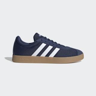 VL Court 2.0 Shoes Tech Indigo / Cloud White / Core Black EG3986