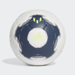 Messi Mini Ball Tech Indigo / White / Signal Green FL7028