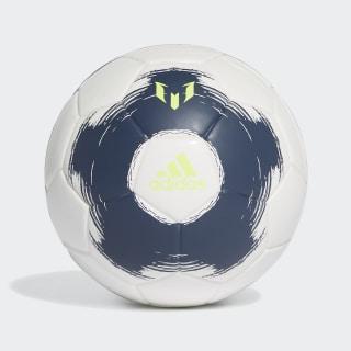 Minipelota Messi Tech Indigo / White / Signal Green FL7028