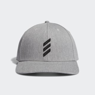Adicross Bold Stripe Hat Grey Two Mel FI3037