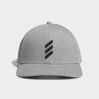 หมวก Adicross Bold Stripe Grey Two Mel FI3037
