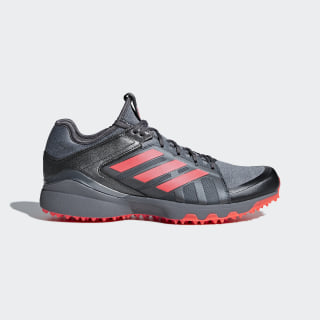 Scarpe Hockey Lux Core Black / Solar Red / Night Met. AC8770