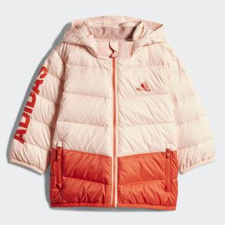 Пуховик clear orange / hi-res red s18 DM7112