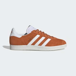 Gazelle Shoes Easy Orange / Ftwr White / Crystal White DB3294