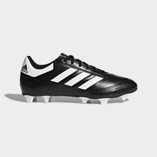 Zapatos de fútbol para pasto natural seco Goletto 6 CORE BLACK/FTWR WHITE/SOLAR RED AQ4281