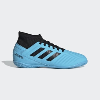 Predator Tango 19.3 Indoor Shoes Bright Cyan / Core Black / Solar Yellow G25807