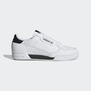 Continental 80 Shoes Cloud White / Core Black / Cloud White EG4550