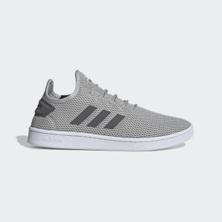 Tenis COURT ADAPT grey two f17 / grey five / ftwr white F36458
