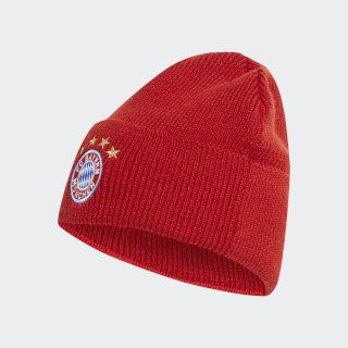 FC Bayern Beanie Fcb True Red / White DY7680