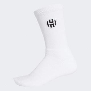 Harden Socks White / Black DW4717