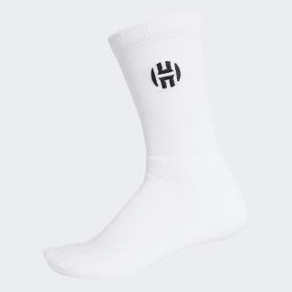 Harden Sokken White / Black DW4717