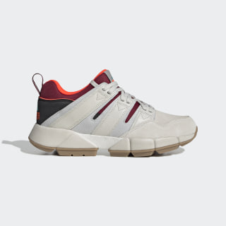 Кроссовки EQT Cushion 2.0 ftwr white / core black / solar red EE5020