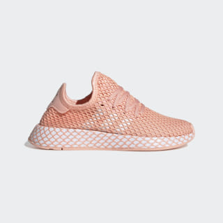 Deerupt Runner Shoes Glow Pink / Cloud White / Cloud White EE6606