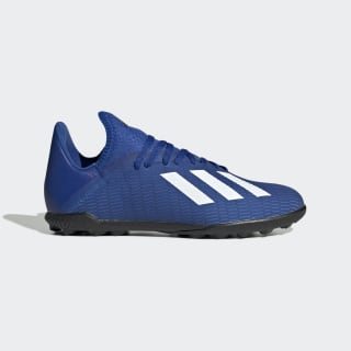 X 19.3 Turf Voetbalschoenen Team Royal Blue / Cloud White / Core Black EG7172