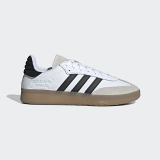 Chaussure Samba RM Cloud White / Core Black / Clear Mint BD7537