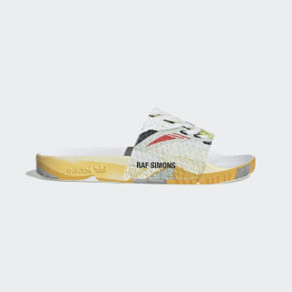 Chinelo Rs Torsion Adilette Cloud White / Core Black / Light Grey EE7958