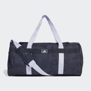 4ATHLTS Duffel Bag Medium Legend Ink / Purple Tint / Black FL4465