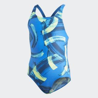 Слитный купальник Parley blue DQ3378