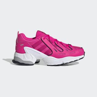 EQT Gazelle Shoes Shock Pink / Real Magenta / Legend Ink EE4830