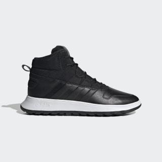 Утепленные ботинки Fusion core black / core black / grey six EE9709