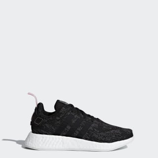NMD_R2 Shoes Core Black / Core Black / Wonder Pink BY9314