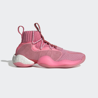 Pharrell Williams Crazy BYW Shoes Pop / Light Pink EG7723