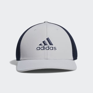 Gorra A-STRETCH TOUR grey two f17 / collegiate navy DT2304