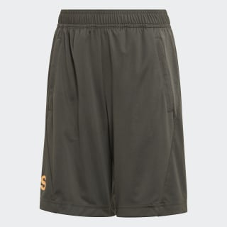 Shorts Training Equipment Tech Olive / Flash Orange ED6356