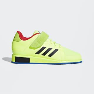 Power Perfect 3 Shoes Hi-Res Yellow / Core Black / Blue BD7157