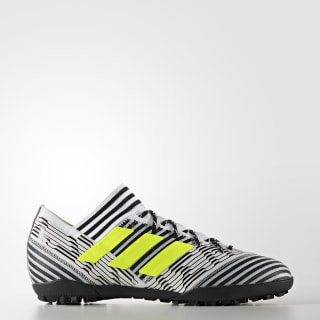 63fb552d96 Chuteira NEMEZIZ 17.3 Society FTWR WHITE SOLAR YELLOW CORE BLACK BB3657
