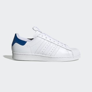 Superstar Schuh Cloud White / Cloud White / Glory Blue FW2848