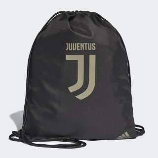 Bolsa Gym Bag Juventus BLACK/CLAY CY5562