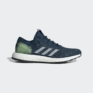 Pureboost Shoes Legend Marine / Cloud White / Hi-Res Yellow B37776