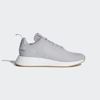 NMD_R2 Shoes Grey / Grey / Solar Slime CQ2403