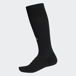 Alphaskin Lightweight Cushioning Over-the-Calf Compression Socks Black / Black CV7698