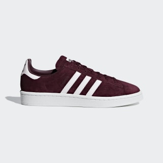 Campus Shoes Maroon / Orchid Tint / Hi-Res Yellow CG6045