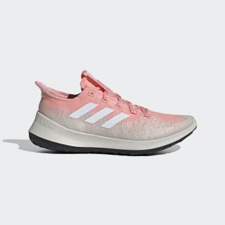 Sensebounce+ Shoes Glory Pink / Cloud White / Chalk Pearl EF0524