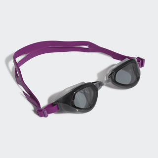 persistar fit unmirrored swim goggle Smoke Lenses / Glory Purple / Glory Purple FJ4787