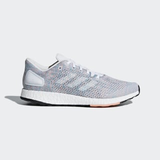 Pureboost DPR Shoes Grey  / Ftwr White / Chalk Coral B75670