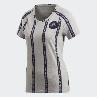 Sport ID 360 T-Shirt Medium Grey Heather DJ1597