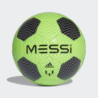 Minipelota Messi Q3 SOLAR GREEN/BLACK/SOLAR LIME CW4175
