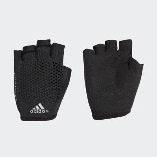 Guantes De Entrenamiento Primeknit Gl W Black / Carbon / Grey Two EA1655