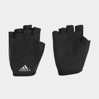 Guantes Primeknit black/carbon/GREY TWO F17 EA1655