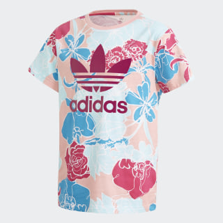 Футболка Glow Pink / Multicolor / Bold Pink FM6709