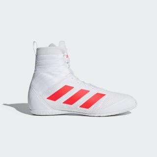 Zapatilla Speedex 18 Ftwr White / Solar Red / Ftwr White B96493