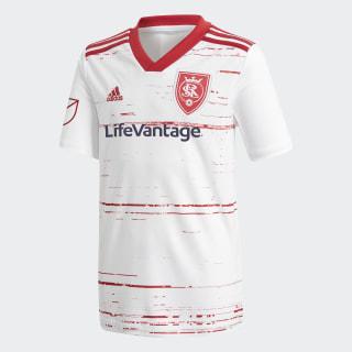 Real Salt Lake Away Jersey White / Victory Red DP4805